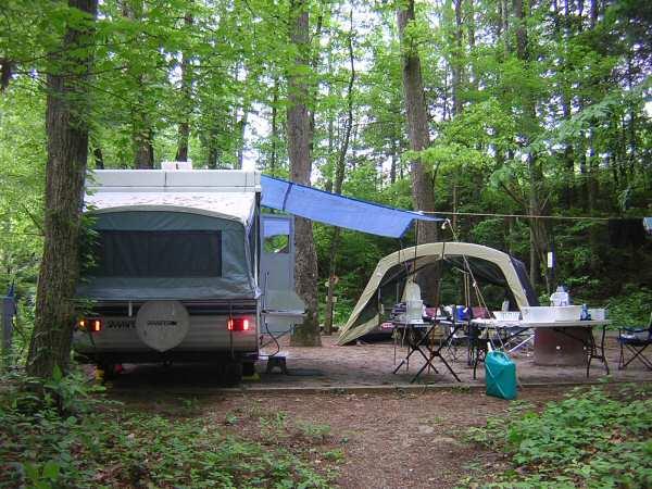 Camper John Camping Tn