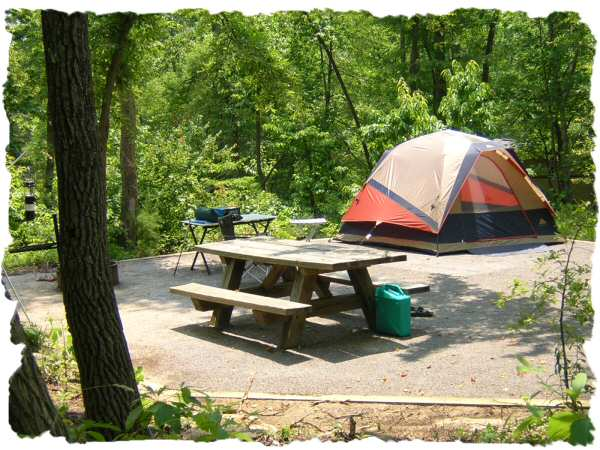 Camper John - Camping - TN
